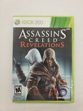 Assassin's Creed: Revelations (Microsoft Xbox 360, 2011) Free Fast Shipping