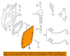 FORD OEM Ignition-Cover CV6Z12B523C