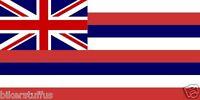 HAWAII FLAG BUMPER STICKER TOOLBOX STICKER LAPTOP STICKER HELMET STICKER
