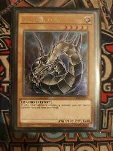 Cyber Dragon OP16-EN001 Ultimate Rare Mint Condition OTS Yugioh