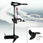 Heavy+Duty+12V+80lbs+Electric+Outboard+Motor+Brush+Motor+Fishing+Boat+Engine+US