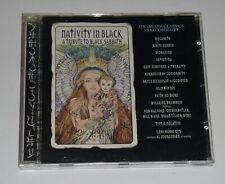 Black Sabbath Tribute Nativity In Black Various Artists CD FREE SHIP