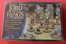 Games Workshop Lord Of The Rings Fellowship of the Ring New Plastic Figures BNIB