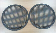 Grill for speaker 10'' ( inch ) - Pair - (Set of 2)