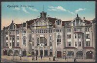 CHE 37639) AK Chemnitz Centraltheater 1911