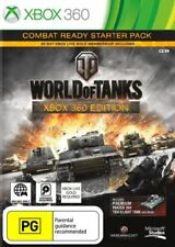 World of Tanks Xbox 360 Edition Xbox 360 Game NEW