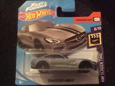 HOT WHEELS Fast & Furious, '15 MERCEDES - AMG GT - 2019 Collection - New