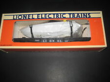 LIONEL FLAT CAR WITH OPERATING BOAT #16661-C-8