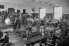 Bureau of Standards Equipment Machines Tools Shop ca.1920 View 8x12 photo