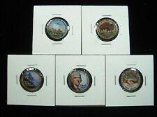 Rolls P/&D  US Mint wrapped BU 2004 Jefferson Westward Journey Nickels 2