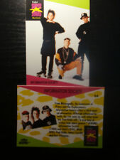 Information Society ProSet Super Stars MusiCards 1 card #54