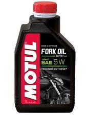 Motul Fork Oil Gabelöl Expert Light 5W Dämpfungsöl Enduro Chopper Supermoto