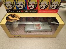 Corgi Classics 39902 Marilyn Monroe Thunderbird Ex Shop Stock