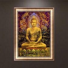 Buddha DIY 5D Full Drill Diamond Embroidery Painting Cross Stitch Kit Crafts