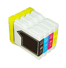 Compatible LC970 LC1000 Multipack Ink Cartridge, For Brother MFC 235C MFC 260C