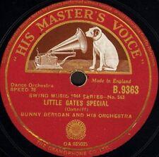 Jazz Bop 78RPM Speed Music Records