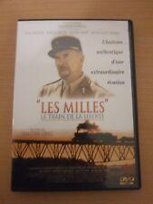 DVD - LES MILLES - LE TRAIN DE LA LIBERTE - AVEC JP MARIELLE/NOIRET - réf C8