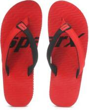 Sparx Men's Red Flip flops