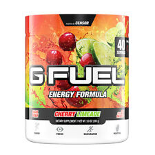 Gamma Labs G Fuel Cherry Limeade GFuel 40 Servings