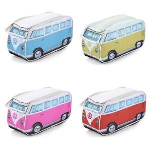 Volkswagen Camper Van Wash Bag for Men Women and Kids - Official VW Toiletry