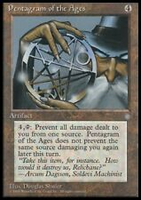 MTG 4x PENTAGRAM OF THE AGES - Ice Age *Rare Artifact*