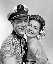Ricardo Montalban & Cyd Charisse UNSIGNED photo - B2024 - On an Island With You