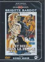 DVD Et Dieu.... créa la femme Roger.Vadim Brigitte .Bardot NEUF