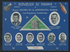 1965 Panama Scott #459Gh - Kennedy Space Exploration Souvenir Sheet - MNH
