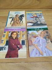 American Girl Lot Of 4 Books