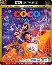Coco [New 4K UHD Blu-ray] With Blu-Ray, 4K Mastering, Collector's Ed, Ultimate