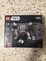LEGO® brick STAR WARS™ CELEB2017 Detention Block Rescue Set Guard Luke /& Han