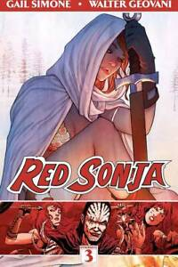 Red Sonja by Gail Simone TPB Volume 3 Softcover Graphic Novel