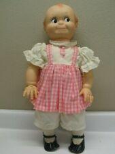 "Vintage Kewpie Cameo Jessco 24 "" doll by Rose Oneill"