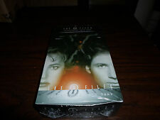 X-FILES Premiere Edition CCG Sealed BOOSTER Display (36 15-Card Packs/Box/1996)
