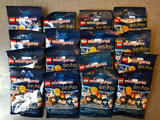 Lego 71028 Harry Potter Series 2 Minifigures Complete Set of 16 Sealed SHIPS NOW