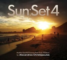 Sun:Set 4 By Alexandros Christopoulos 2CDs 2016 Buscemi