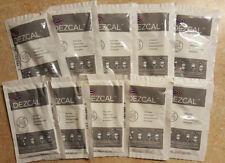 URNEX DEZCAL COFFEE & ESPRESSO MACHINE DESCALER - 10 SINGLE-USE 1-oz. PACKETS