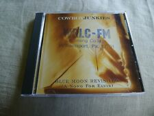 COWBOY JUNKIES Blue Moon Revisited PROMO Song For Elvis 2 song CD us pressing