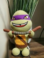 2015 TMNT Show Bags Plush Toy Collectable Teenage Ninja Mutant Turtle...