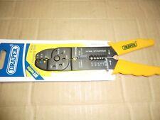 DRAPER 4 WAY CRIMPING TOOL NEW 08676