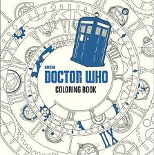Doctor Who Coloring Book by Stern, Sloan Publishing Staff  2016, Paperback