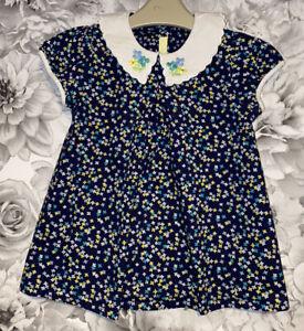 Girls Age 3-4 Years - Little Bird Pretty Summer Tunic Top