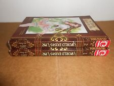 The World Exists for Me vol. 1-2 by Chiho Saitou Manga Complete lot in English