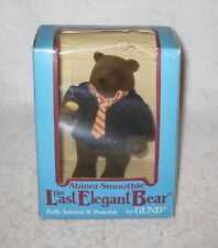 Gund Teddy Bear Abiner Smoothie Jointed & Poseable 4.75�