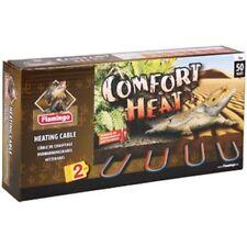 PROMOTION CORDON CHAUFFANT/CABLE DE CHAUFFAGE COMFORT HEAT 50W ref 401772