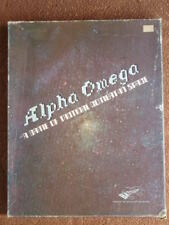 1977 ALPHA OMEGA SPACE COMBAT GAME, UNPUNCHED !