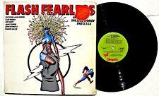 FLASH FEARLESS V. THE ZORG WOMEN PARTS 5 & 6 LP CHRYSALIS CHR1072 US 1975 MINT