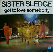 "7"" 1979 NL-Press! Sister Sledge: Got To Love STILL"