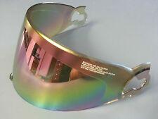 Nolan N-100 N-100E & X-1001E motorcycle helmet visor shield Rainbow Iridium