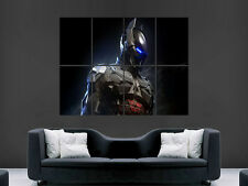 BATMAN AKRAM FILM ART WALL PICTURE POSTER  GIANT !!
